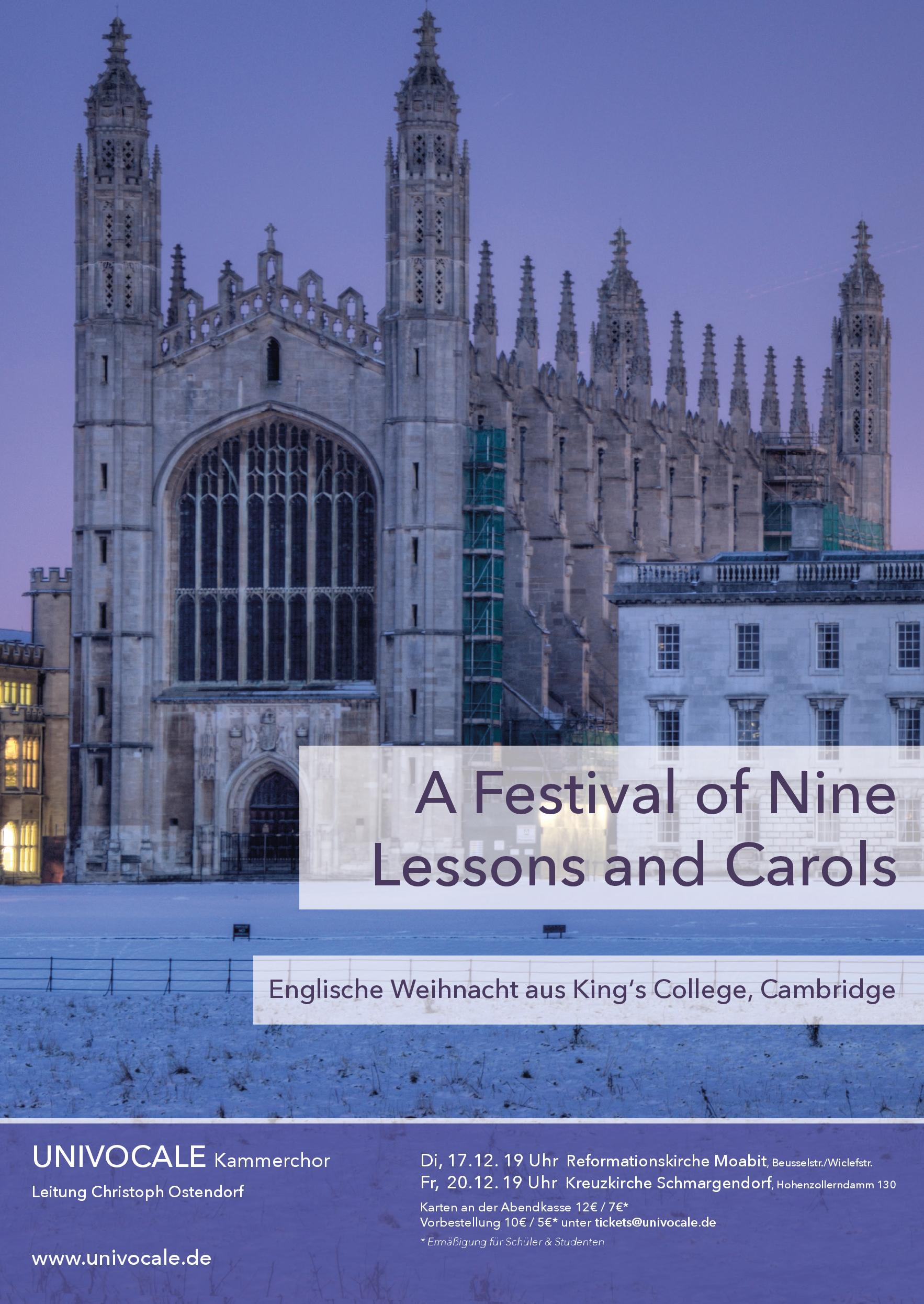 Nine Lessons and Carols Plakat A3 Final-page-001